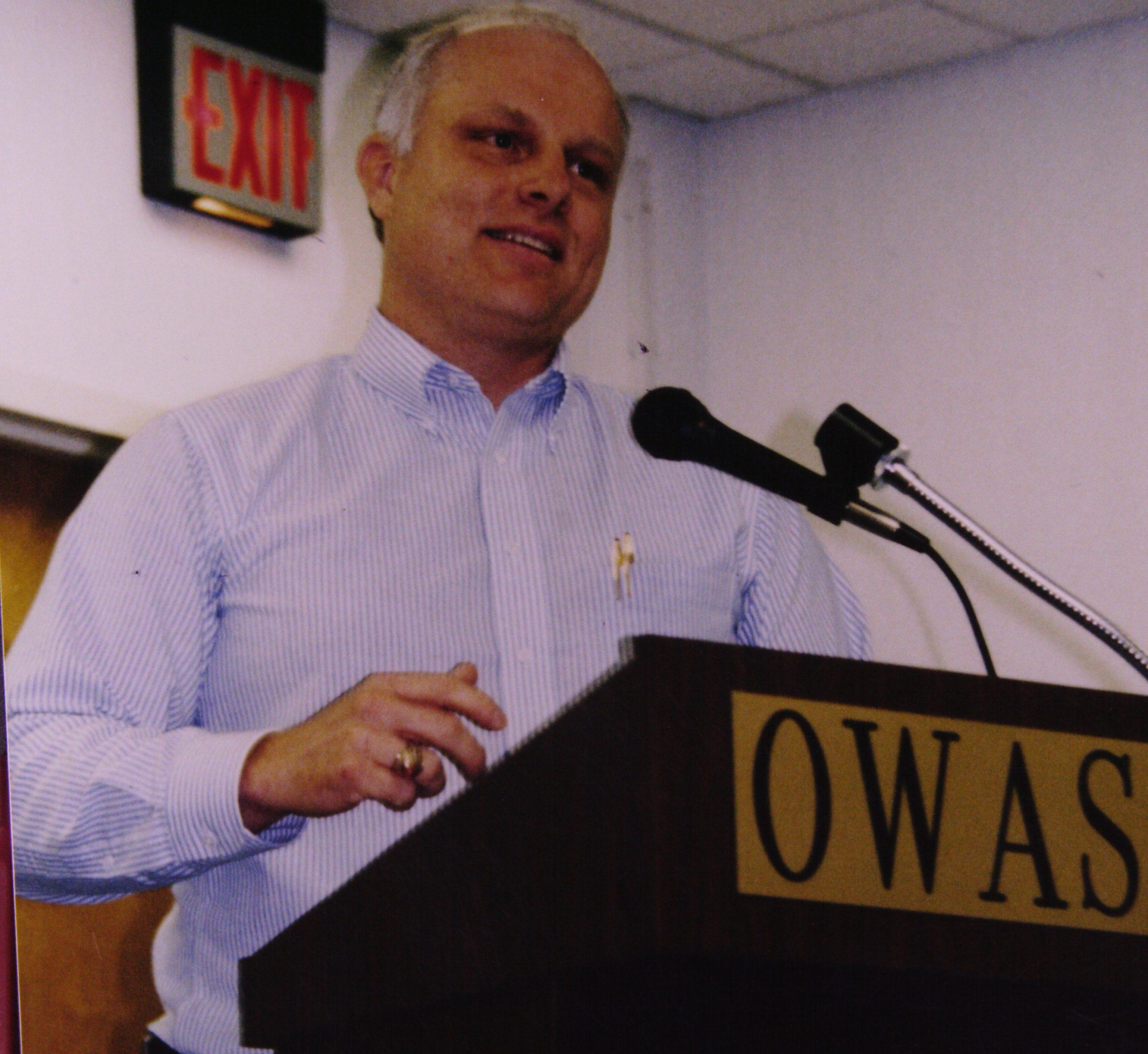 Ed Kerwin Hired as OWASA Executive Director